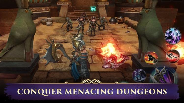 Darkness Rises: Adventure RPG screenshot-5