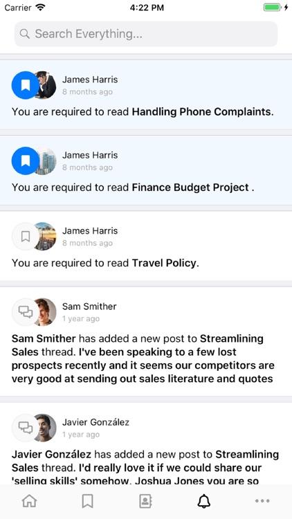 Interact Mobile screenshot-6