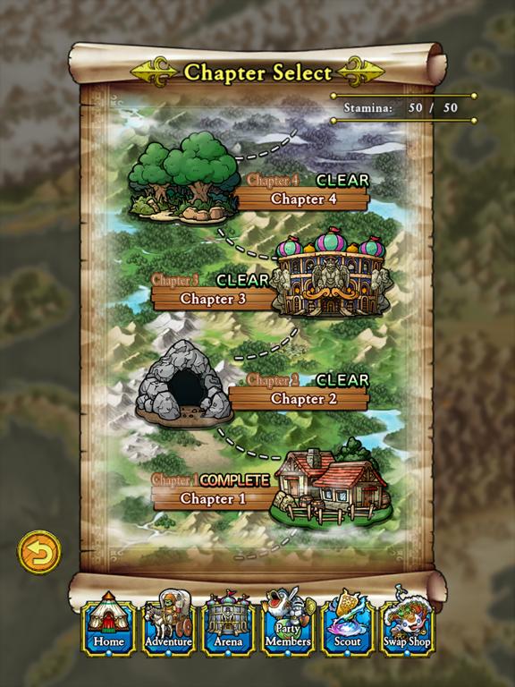 DRAGON QUEST TACT screenshot 14