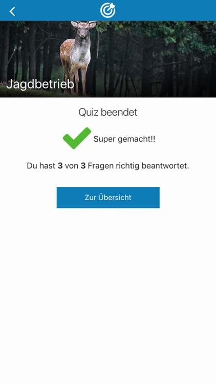 Jagdschein Baden Württemberg screenshot-4