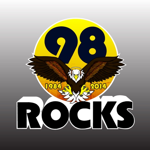 98 Rocks by Alpha Media, LLC