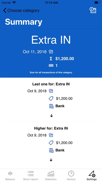 In and Out Essential CashBook screenshot-9