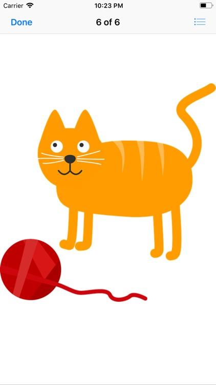 Cat Graphics screenshot-7