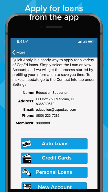 CapEd Mobile Banking screenshot-5