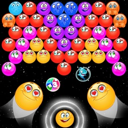 Bubble Shooter Emoji