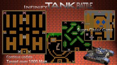 Infinity Tank Battle screenshot 1