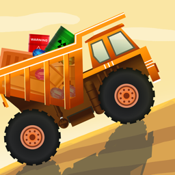 Ícone do app Big Truck -Mine Express Racing