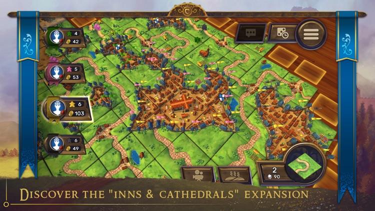 Carcassonne – Tiles & Tactics screenshot-4
