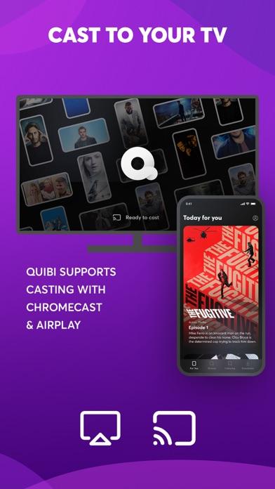 Quibi: All New Original Shows Screenshot