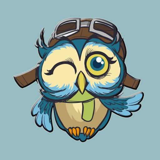 Hoo Hoo Owl Stickers