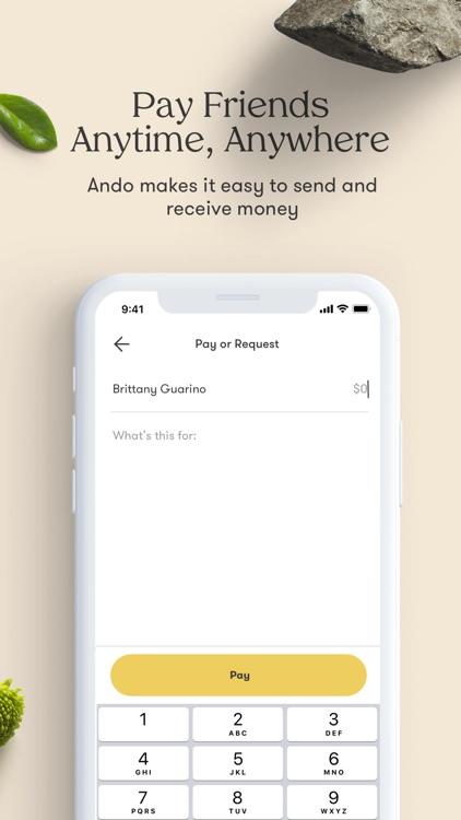 Ando - Mobile Banking screenshot-6