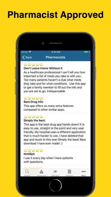 Pocket Pharmacist screenshot-7