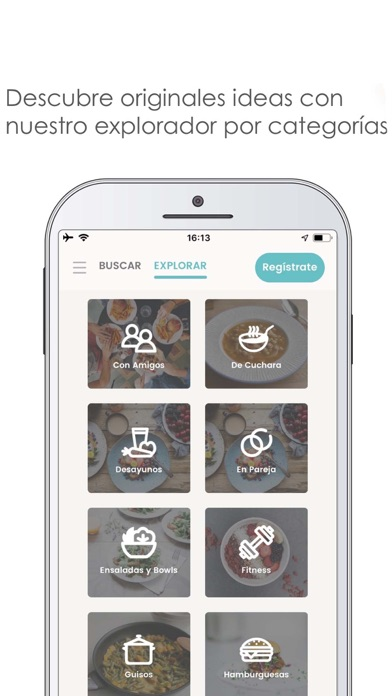 download Nooddle App - Recetas sanas apps 1