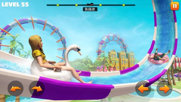 Pool Ride - Water Park Racing screenshot-5