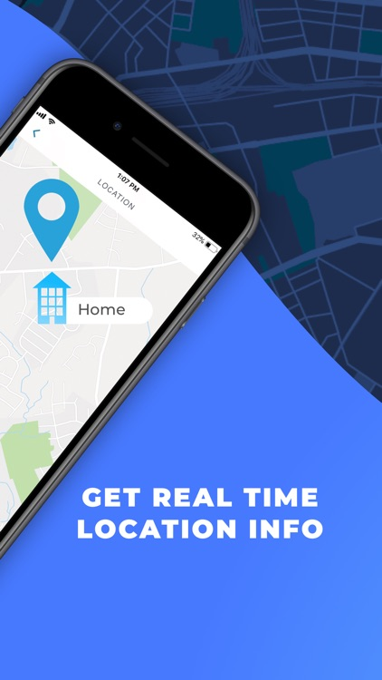mSpy Tracker Find Family Phone
