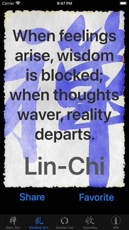 Zen Wisdom screenshot-5