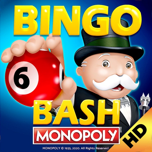 Bingo Bash HD feat. MONOPOLY