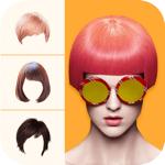 подбор прически - цвет волос на пк