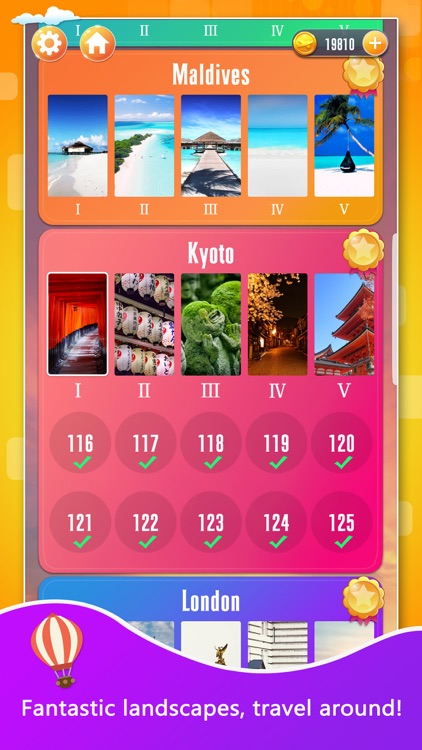 Word Town: New Crossword Games screenshot-4
