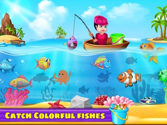 Fisher Man Fishing Game screenshot 7