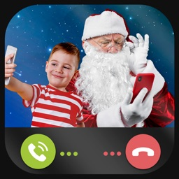 Santa Video Call – Fake Chat