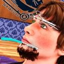 Barber Shop 3D Hair Cut Saloon