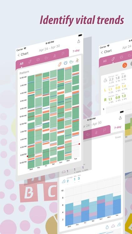 Baby Tracker Pro (Newborn Log) screenshot-4