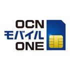 OCN モバイル ONE アプリ icon
