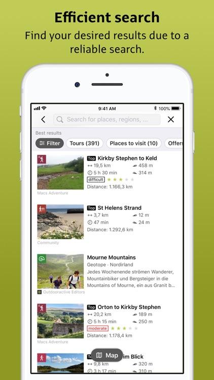 Outdooractive: Hiking & Biking screenshot-5