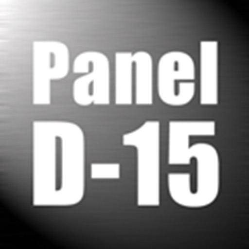 Panel D-15 Test