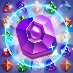 Jewel Kraken: Match3 puzzle
