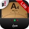 楽器チューナー Lite by Piascore - iPhoneアプリ