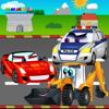 車 レース キッド ゲーム 学校 教育