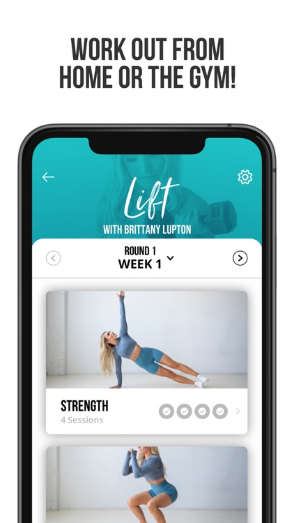 Fit Body: Fitness & Nutrition screenshot-3