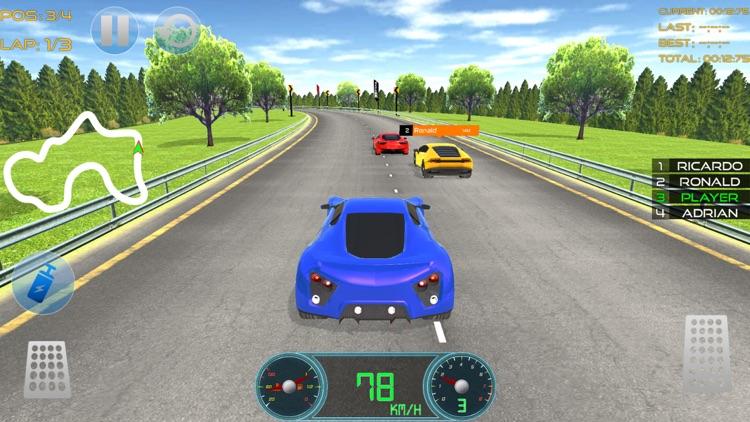Race Track Car Racing Fever screenshot-7