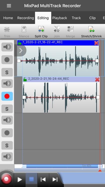 MixPad Master's Edition screenshot-5