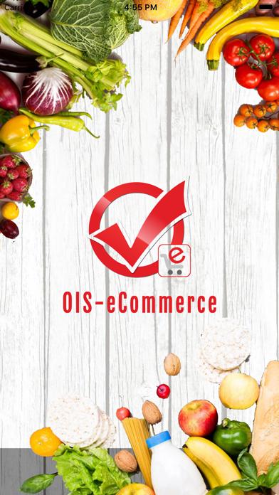 OIS-eCommerce screenshot one