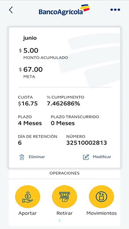 Banca Móvil screenshot-4