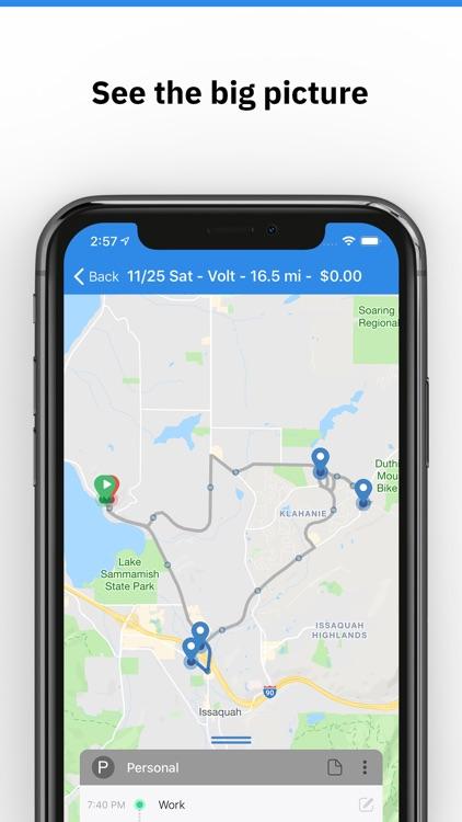 TripLog Mileage & Gas Tracker screenshot-3