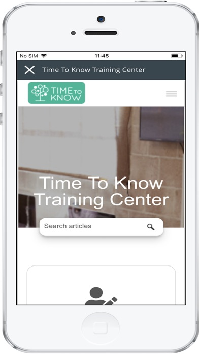 Screenshot for Time To Know in Hong Kong App Store