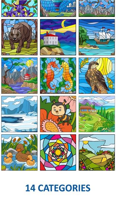 Line Art: Coloring book screenshot 4