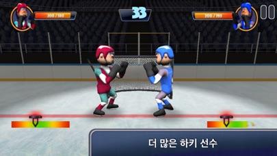 Screenshot for 아이스 하키 파이팅 in Korea App Store