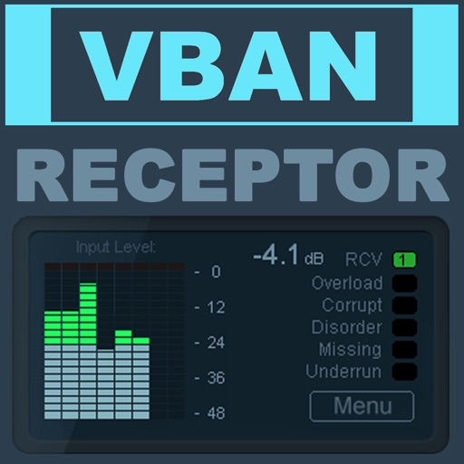 VBAN Receptor