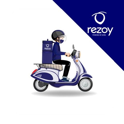 Rezoy Rider's App by KHRADEC