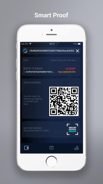Ethereum Wallet - HB Wallet screenshot-5