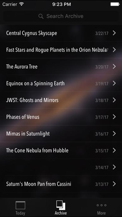 SpaceGeek NASA APODのおすすめ画像3
