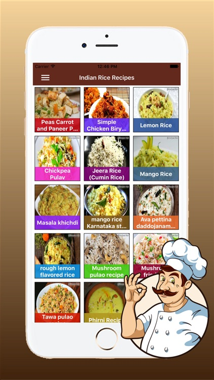 Famous Rice Recipes in English screenshot-5