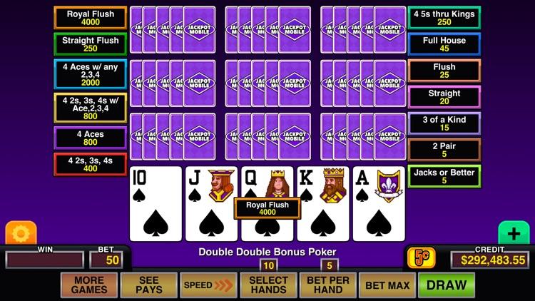 Video Poker Multi Pro screenshot-5