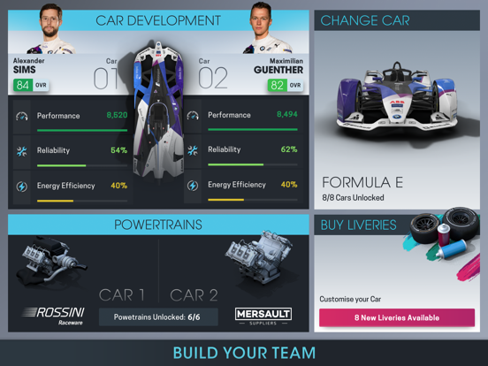 Motorsport Manager Online screenshot 12