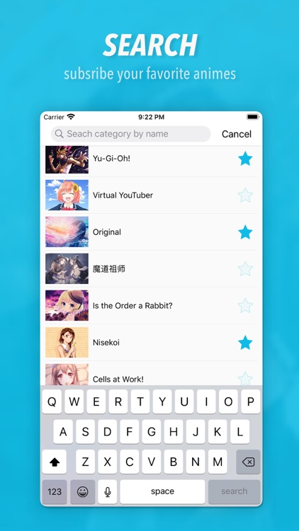 Anime Gallery-Wallpaper of ACG screenshot-3